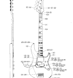 yamaha attitude special guitar service manual 2nd page  [ 749 x 1052 Pixel ]
