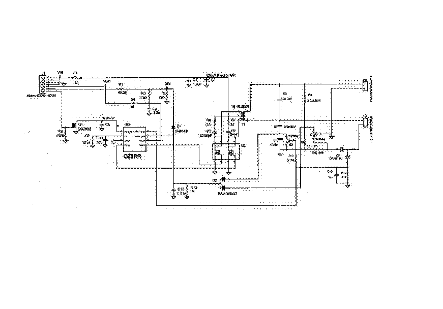 INVERTER OZ9RR SCH Service Manual download, schematics