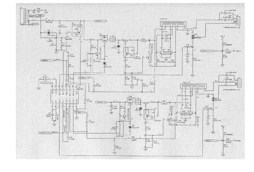 INVERTER LCD OZ960, Service Manual download, schematics