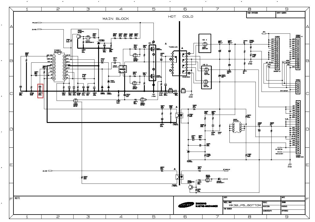 SAMSUNG BN44-00209A SCH Service Manual download
