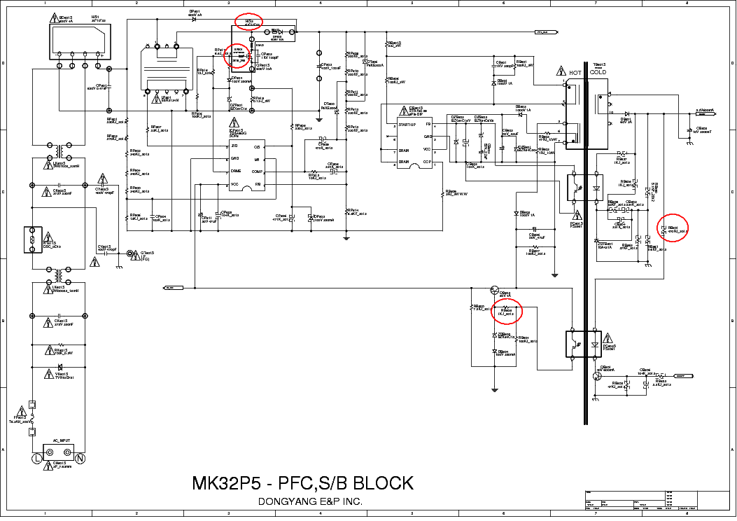 17pw26 4 circuit diagram