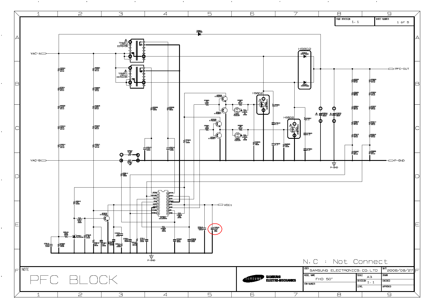 Ccfl Inverter Schematic