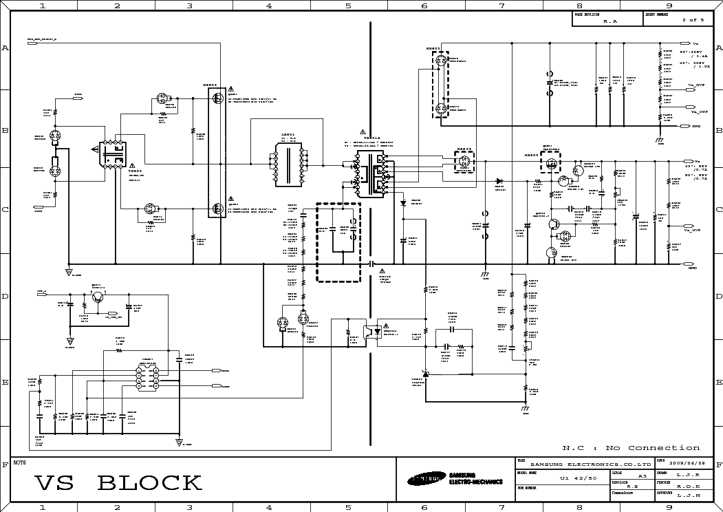 SAMSUNG BN44-00273A Service Manual download, schematics
