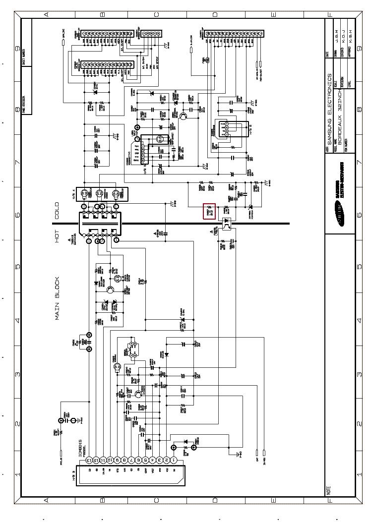 SAMSUNG BN71BB-1 BN96-03057A-REV1.1 BORDEAUX-32INCH