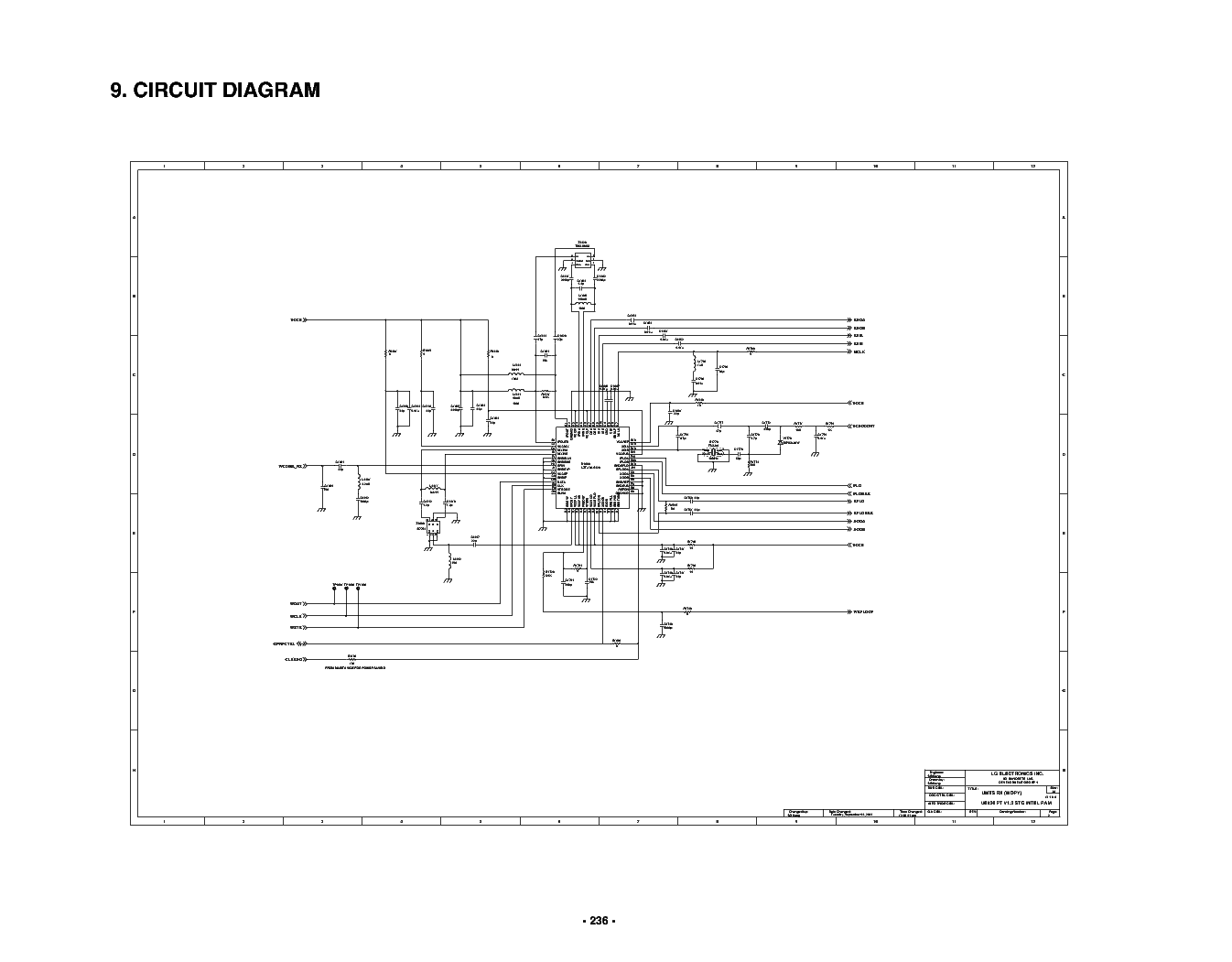 LG U8130 SCHEMATICS SCH Service Manual download