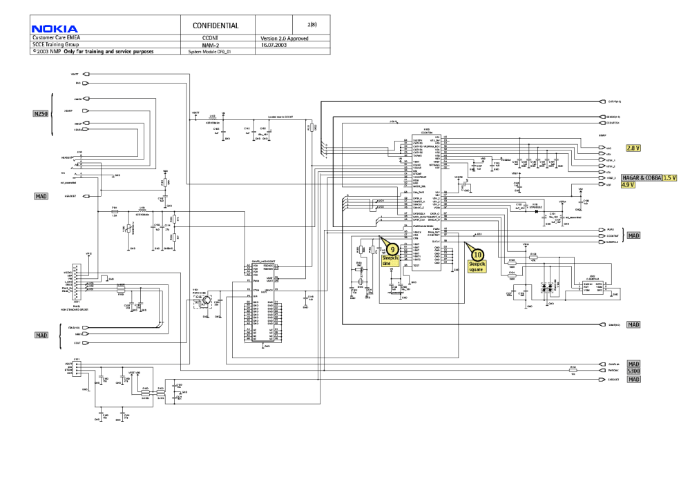 medium resolution of nokia schematic diagram free download nokia 2100 full circuit service manual download schematics