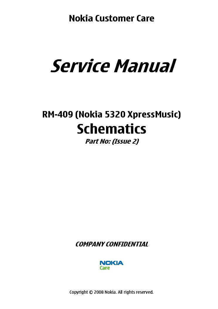 NOKIA C301 RM640 C301M RM662 1 2 1 Service Manual download