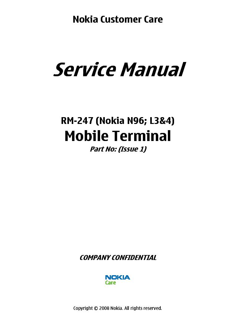 NOKIA 5110 SCH Service Manual download, schematics, eeprom