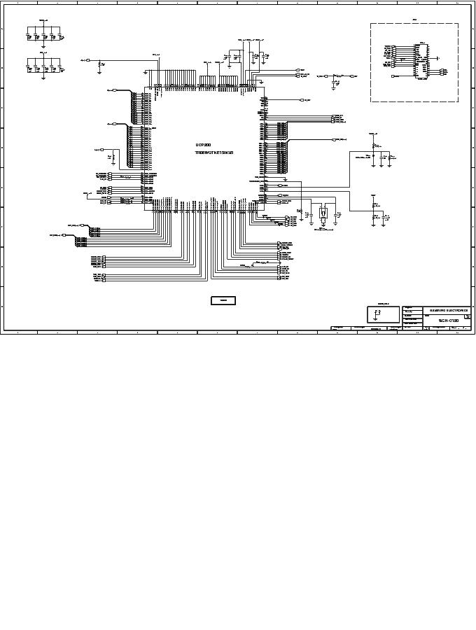 SAMSUNG C120 SCH Service Manual download, schematics