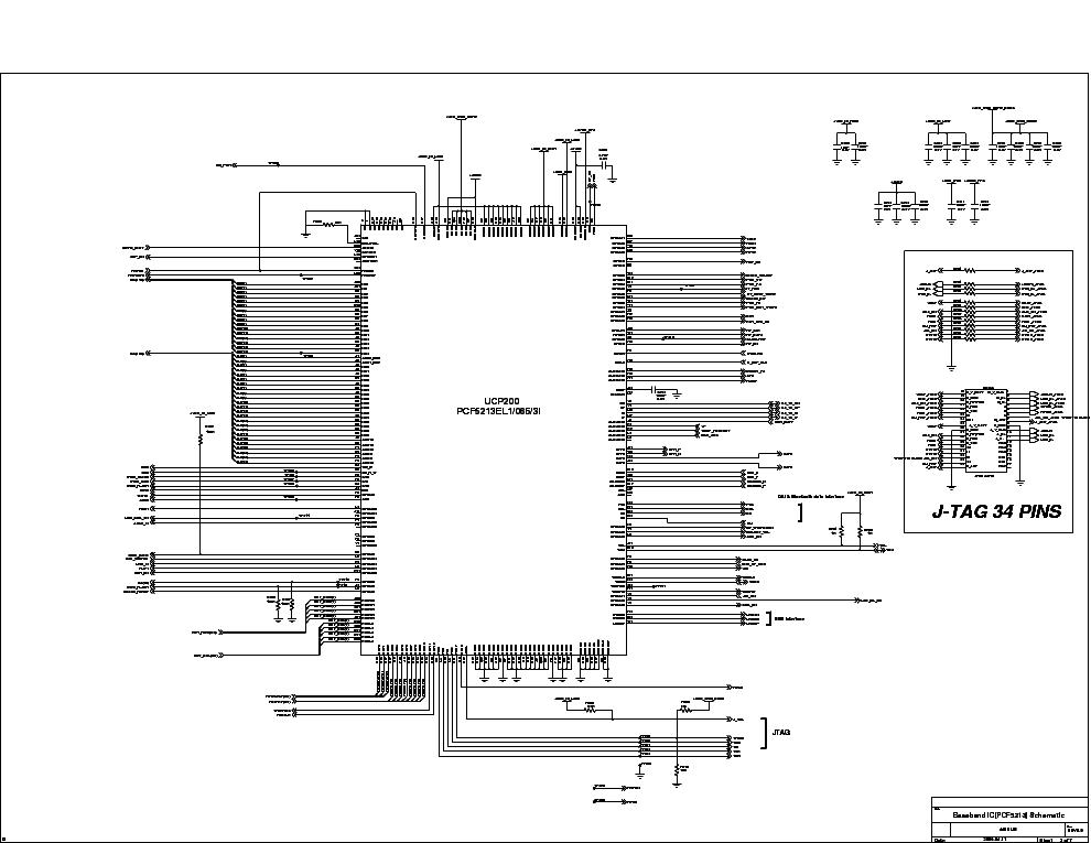 SAMSUNG E500 SCH Service Manual download, schematics
