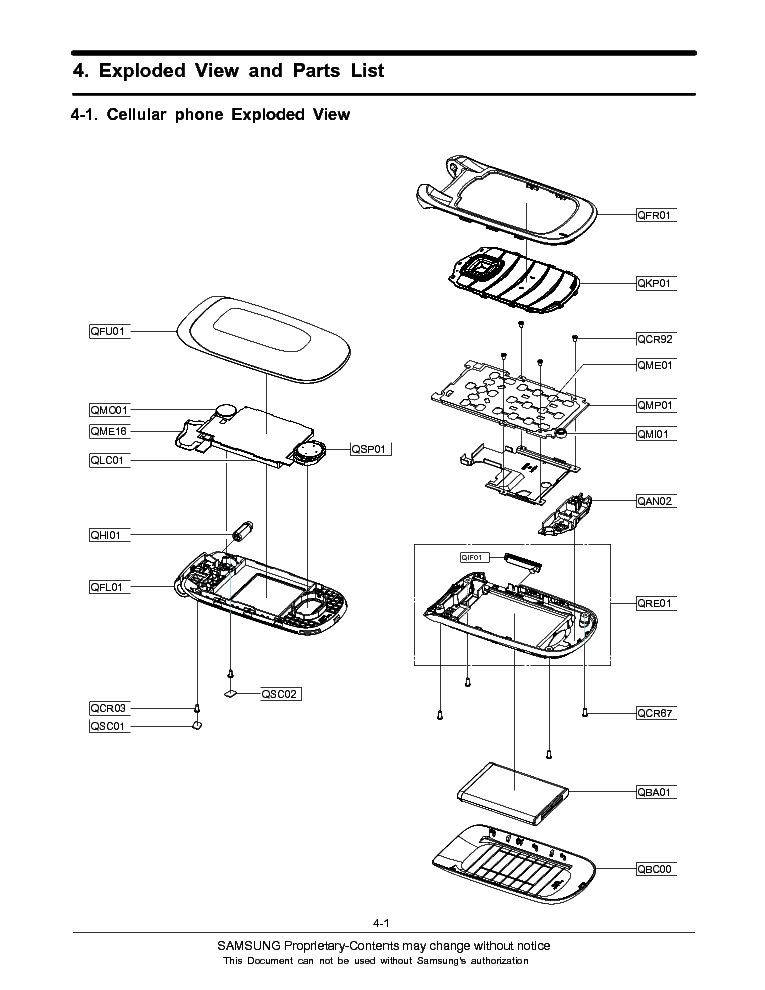 SAMSUNG GT-S5230 SM Service Manual download, schematics