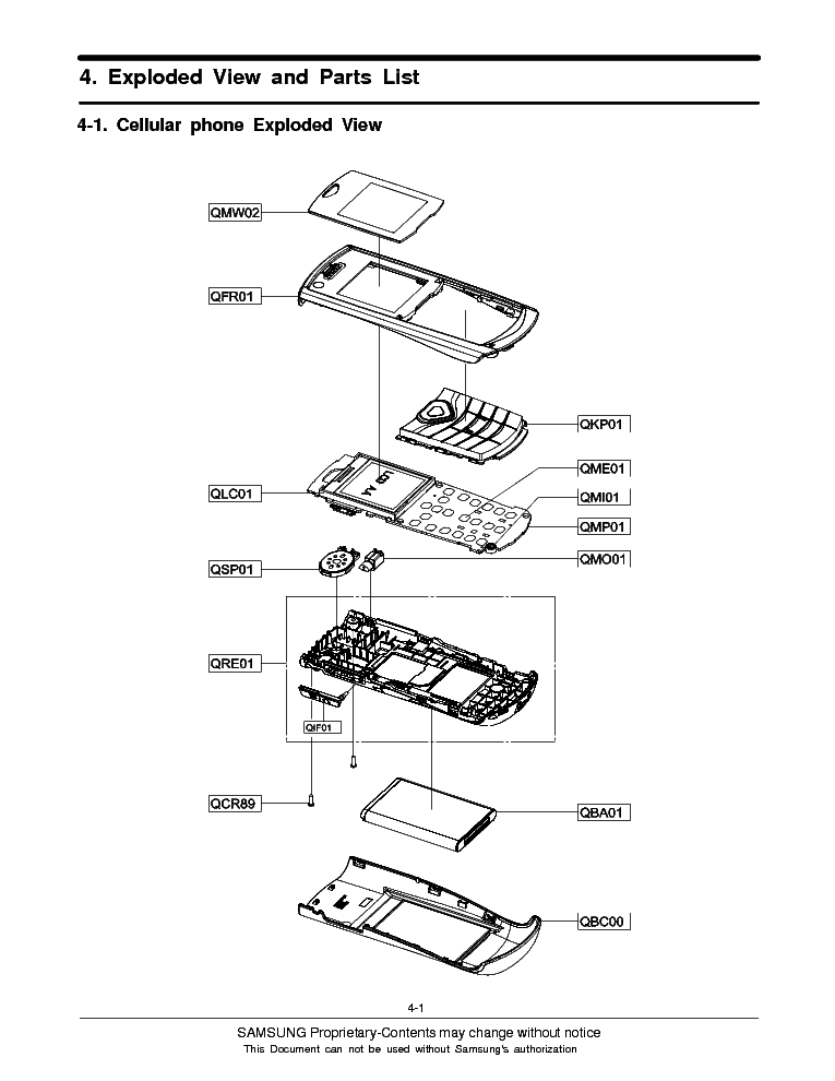SAMSUNG GT-E1172 Service Manual download, schematics