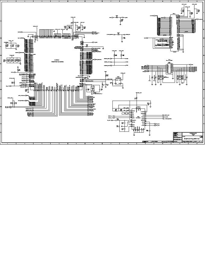 SAMSUNG SGH-C170 SCH Service Manual download, schematics