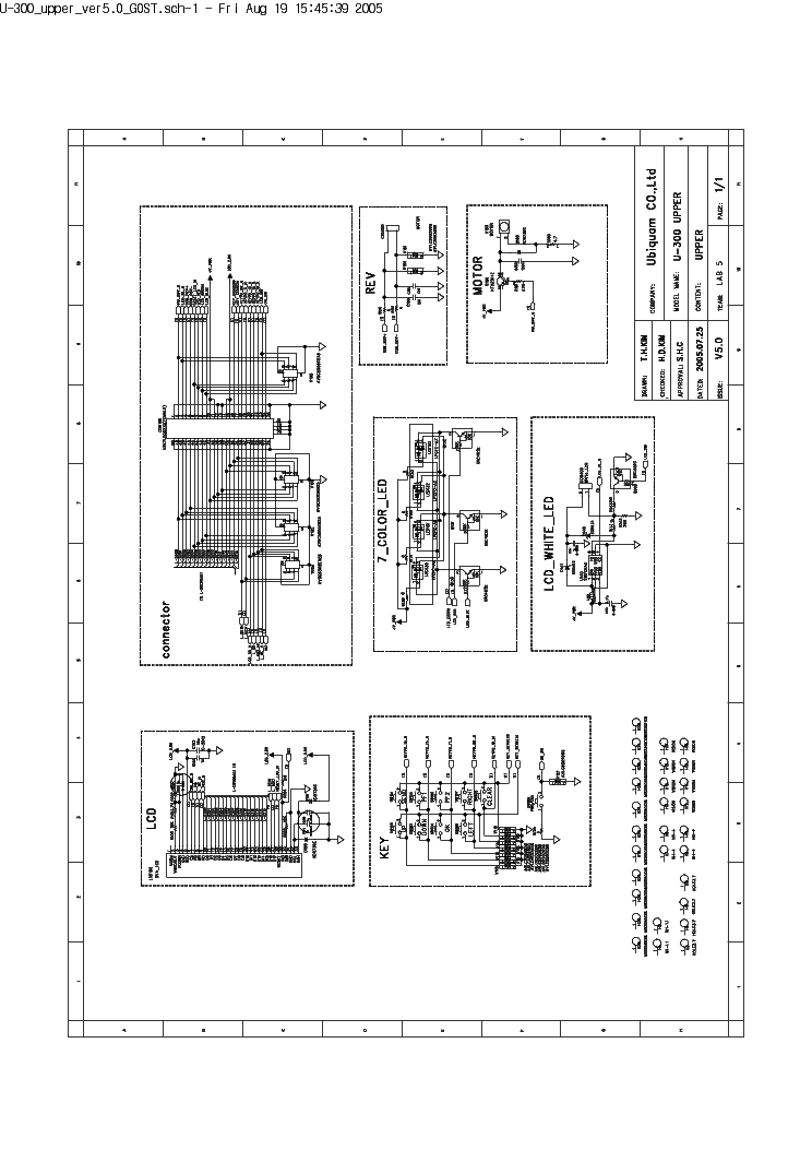SAMSUNG GT-C3300 Service Manual download, schematics