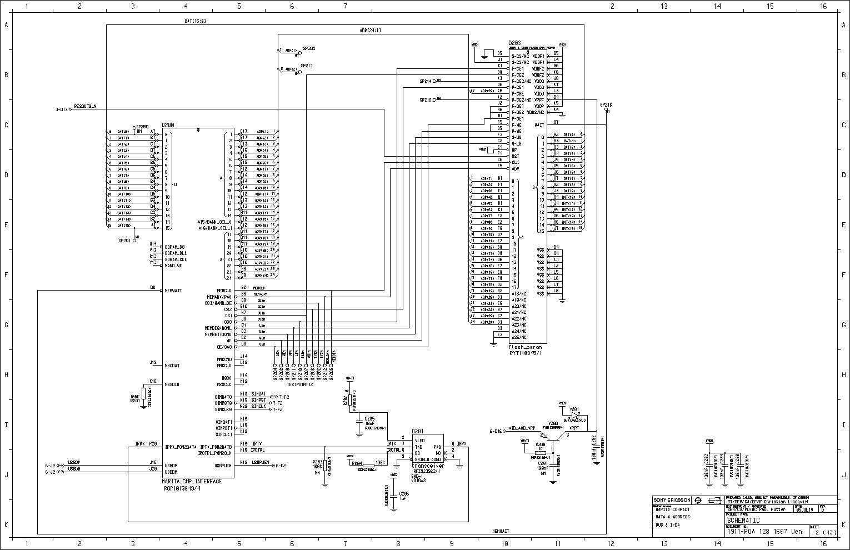 SONY ERICSSON Z520 SCH Service Manual download, schematics