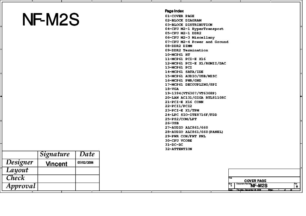 ABIT I-N73V REV 0.2 SCH Service Manual download