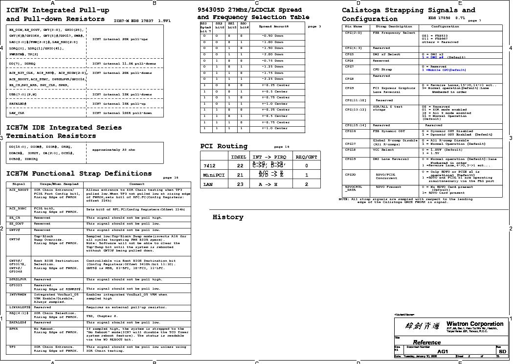 ACER ASPIRE 5560 TRAVELMATE 3240 3280 WISTRON GARDA-D AG1