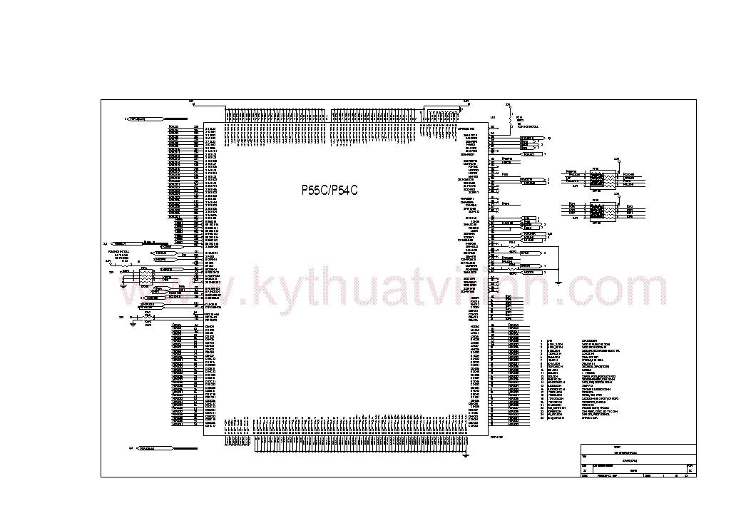 ACER TRAVELMATE 370P WISTRON SKYLARK J2 REV SC SCH Service