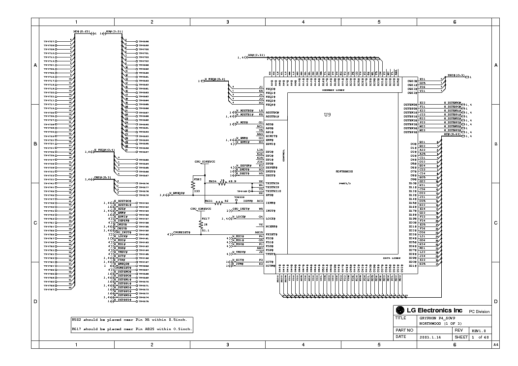 IBM X30 X31 X32 Service Manual download, schematics