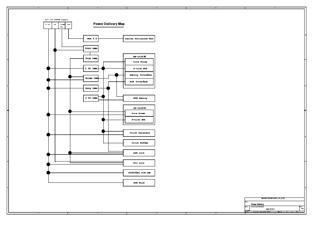 MSI MS-6701 REV 20A SCH Service Manual download