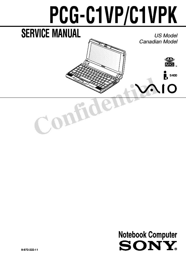 SONY VGN-FS SERIES MBX-143 FOXCONN MS04-1-01 REV 1.0 SCH
