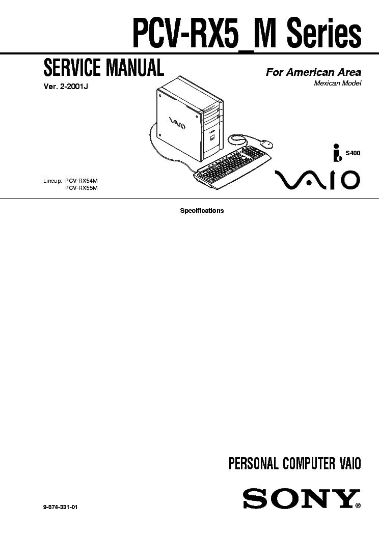 SONY VGN-N SERIES MBX-160 FOXCONN MS70 REV 1.0 SCH Service