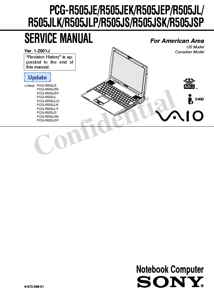 SONY VAIO PCG-5G2T VGN-CR13 CR220E CR405 QUANTA GD1 MBX