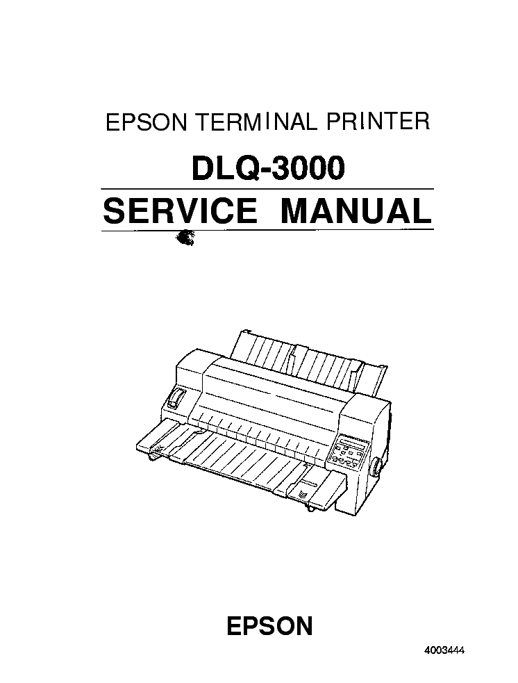 EPSON STYLUS PHOTO R220 R230 Service Manual free download