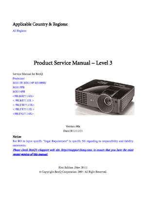 Benq Wiring Diagram  Trusted Wiring Diagrams