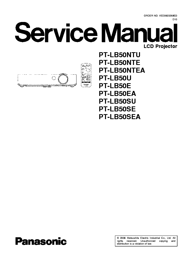 PANASONIC KX-T9320 TELEFON Service Manual free download