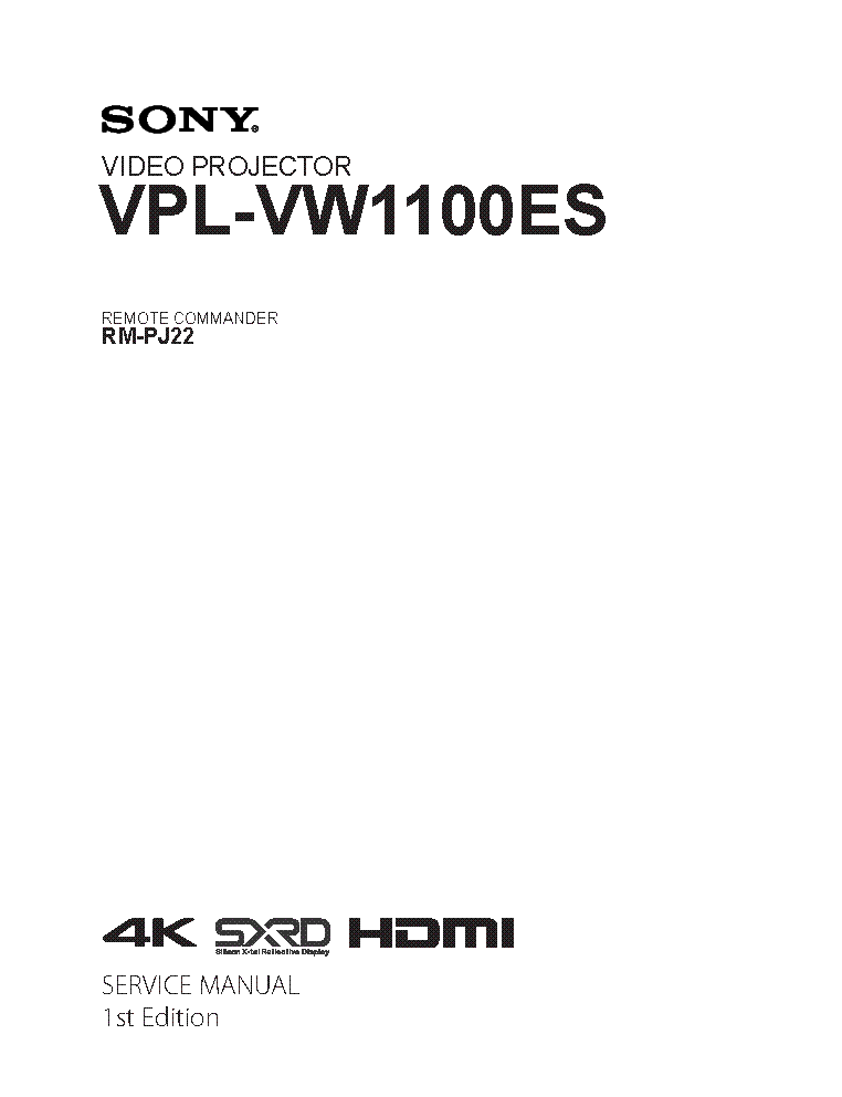 SONY PLAYSTATION-PS-2-GENERIC-POWER-SUPPLY Service Manual