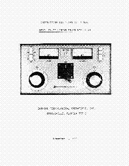 ALPHA 78 LINEAR-AMP SM Service Manual download, schematics