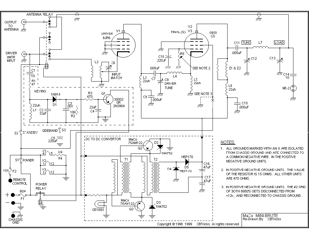 MACO 300 SCH Service Manual download, schematics, eeprom