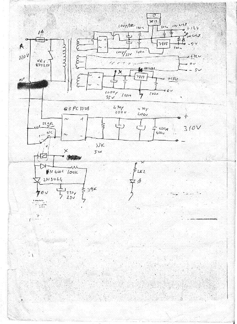 Inverter Welding Machine Service Manual