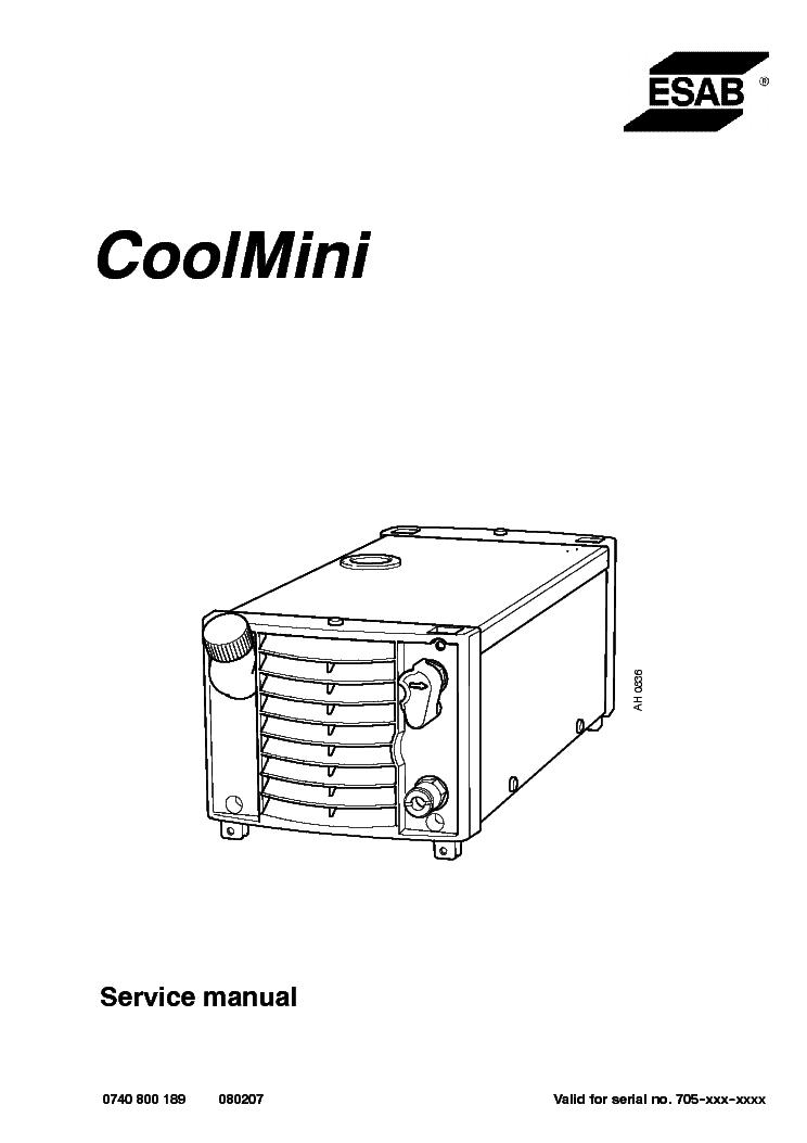 COOL MINI INVERTERES HEGESZTO Service Manual download