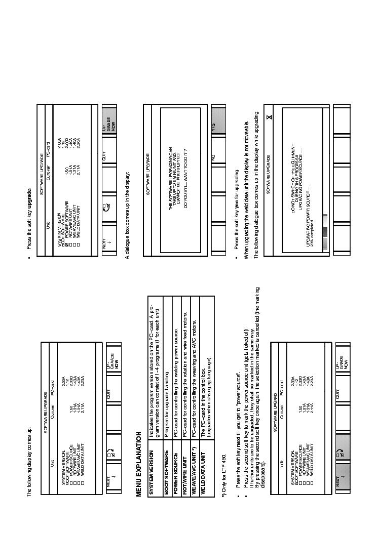 Esab Service Manual
