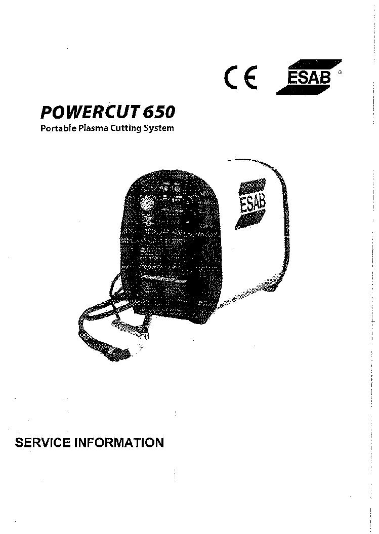 ESAB LTG 160 TIGMA 160 Service Manual free download