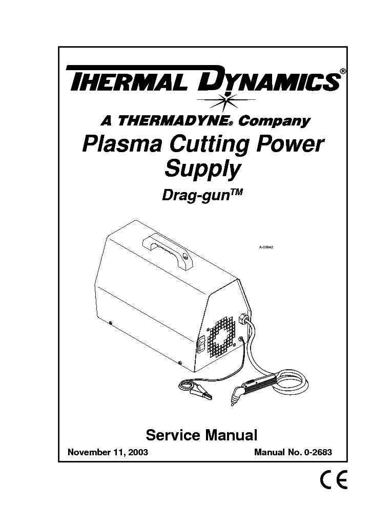 THERMAL ARC RAIDER 10,000 PRO ENG-OM Service Manual free