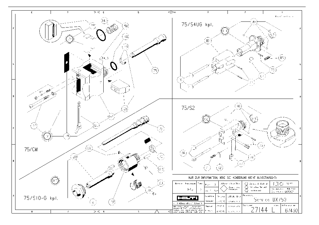 Hilti Dsh 900 Parts Diagram, Hilti, Free Engine Image For