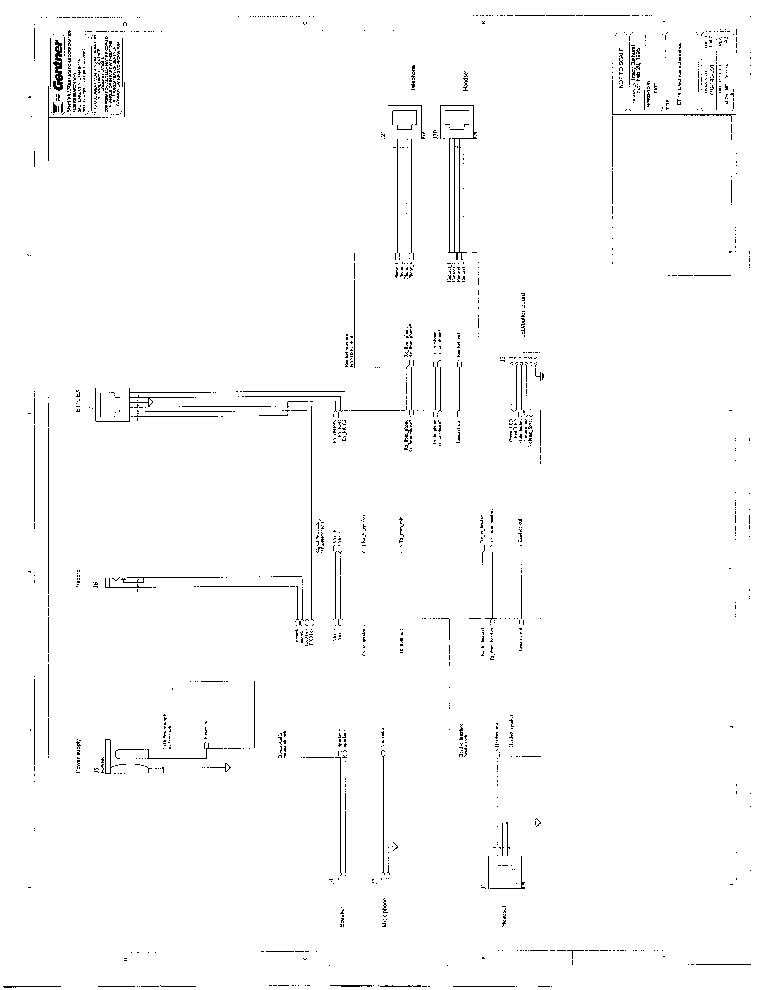 GENTNER COMREX ET-10 SCH Service Manual download