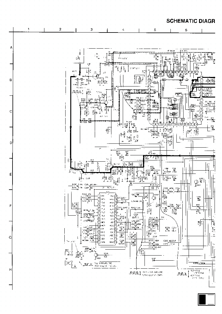 PANASONIC KX-T3967 Service Manual download, schematics