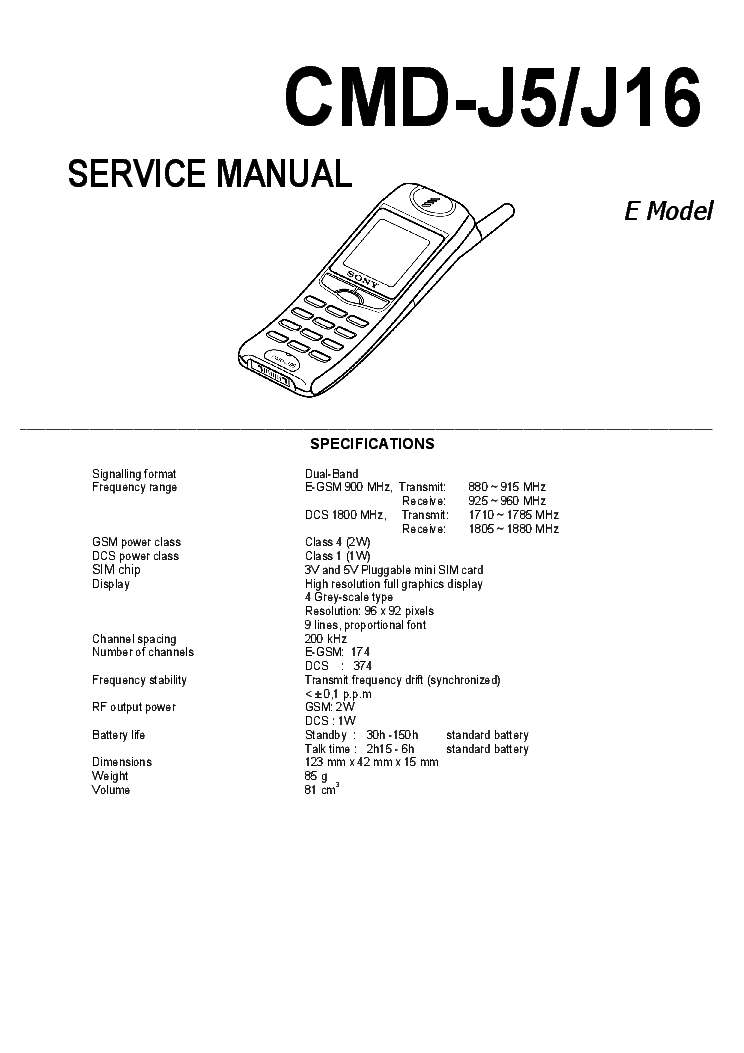 SONY XR-C5300RV.PDF Service Manual download, schematics