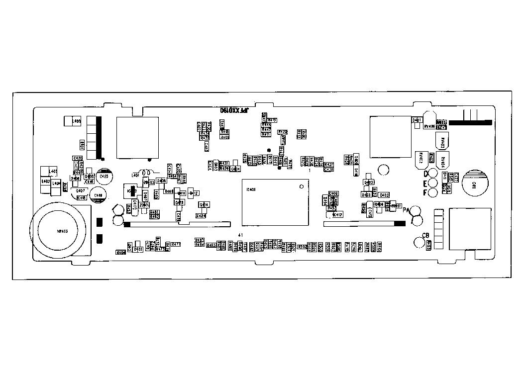 ALBRECHT AE 8000 SCH Service Manual download, schematics
