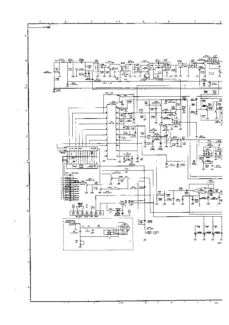 ALBRECHT AE4200 Service Manual download, schematics