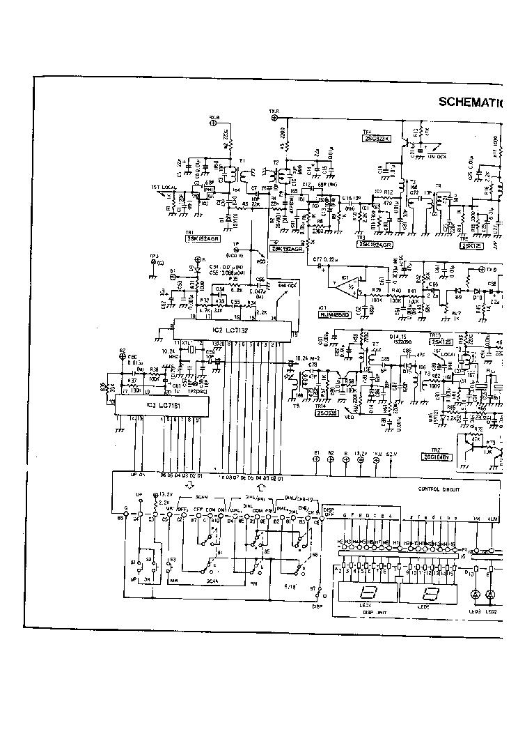 ALBRECHT AE485S SCH Service Manual download, schematics