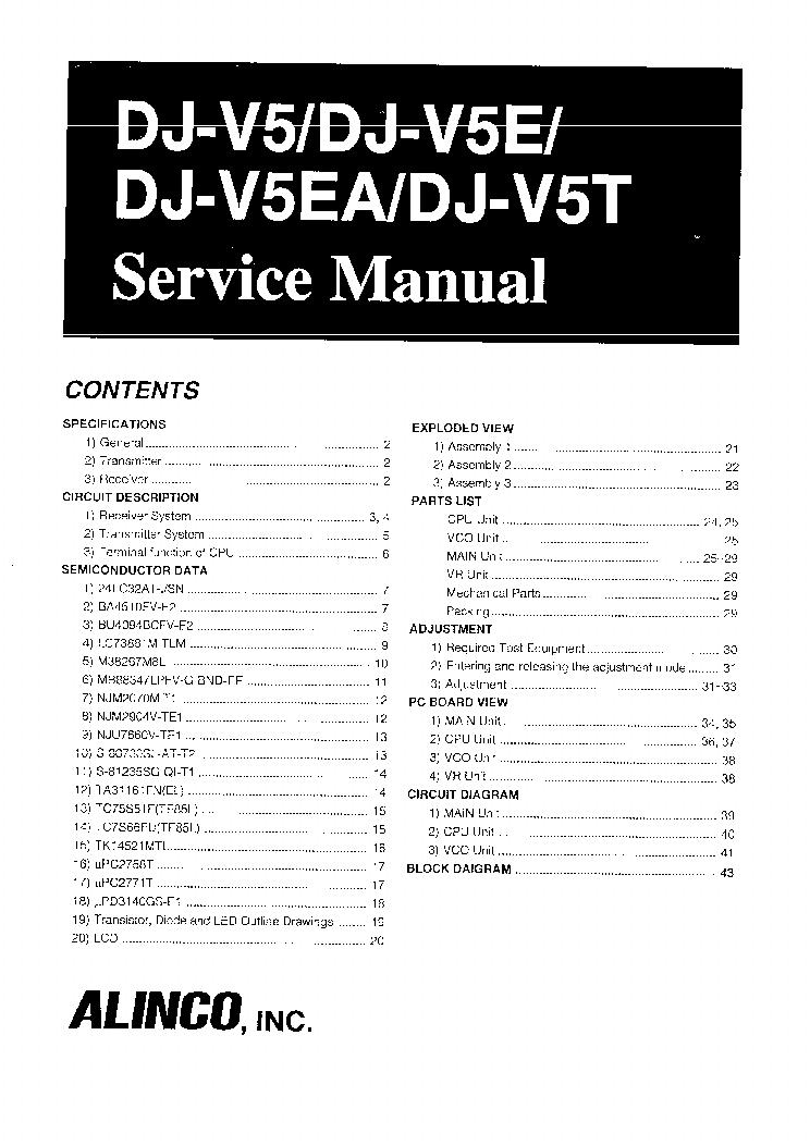 ALINKO SER SCH DX70 Service Manual download, schematics