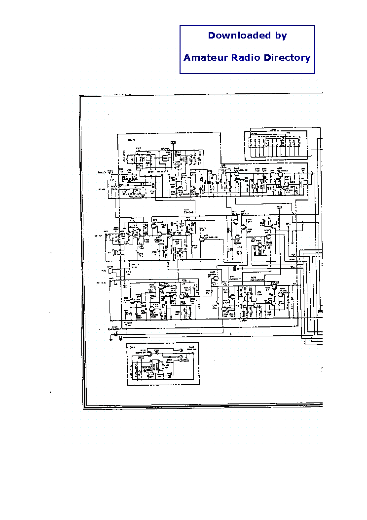 CTE CT-1600 Service Manual download, schematics, eeprom