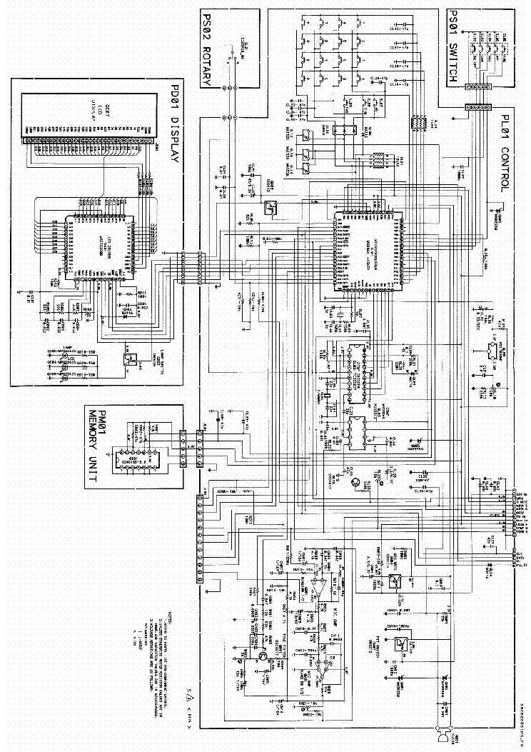 STANDARD C188 Service Manual download, schematics, eeprom