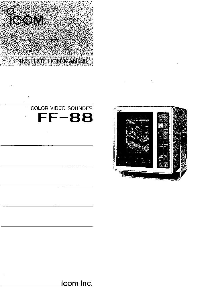ICOM IC-R8500 SERVICE MANUAL Service Manual download