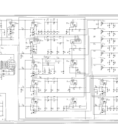 icom ic 706mkii schematic service manual 1st page  [ 1773 x 869 Pixel ]